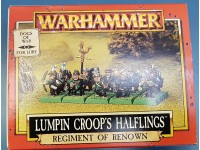 WARHAMMER GAMES WORKSHOP LUMPIN CROOP'S HALFFLINGS