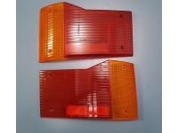 AUTOBIANCHI A112 PLASTICHE POSTERIORI ALTISSIMO REAR LENSES