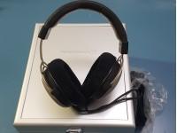 Beyerdynamic T1 Headband Cuffie audio Headphones - Silver/Black