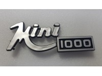 INNOCENTI MINI MINOR 1000 71 74 SCRITTA POSTERIORE REAR EMBLEM BADGE