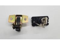 AUTOBIANCHI A112 BLOCCHETTO SERRATURA COMPLETA BAULE POSTERIORE REAR LOCK