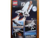 LEGO SPACE SHUTTLE 10231