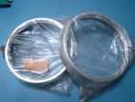 FIAT 1100 T PULMINO FURGONE CERCHI FARO HEADLIGHTS TRIMS RINGS