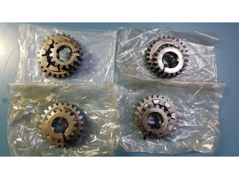 HEWLAND 4X RAPPORTI INGRANAGGI RATIO 19-26 16-24 15-25 F3 FORMULA 3 GEAR