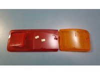 FIAT 127 PRIMA SERIE PLASTICA POSTERIORE DESTRA RIGHT REAR LENS
