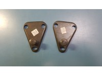 AUTOBIANCHI A112 STAFFE SPALLIERA SEDILE POSTERIORE REAR SEAT HOOK