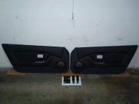 ROVER MG F/TF 1.6 pannelli interni porte originali grigio tessuto sebring