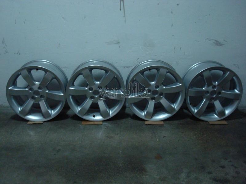 """ROVER MG F/TF 4 cerchi in lega da 16"""" square spoke RRC113740MNH alloy wheels"""