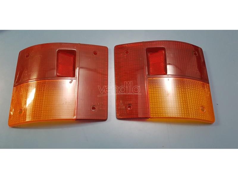 AUTOBIANCHI A112 PLASTICA FARI POSTERIORI REAR LIGHTS ARIC