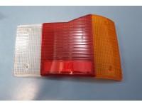 AUTOBIANCHI A112 PLASTICA POSTERIORE DESTRA ALTISSIMO REAR LENS