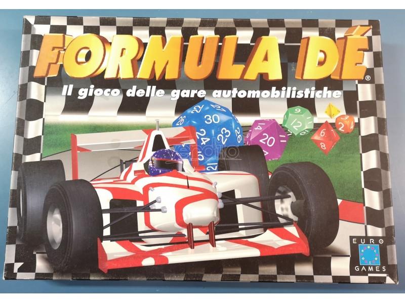 FORMULA DE' GIOCO DA TAVOLO ITALIANO EURO GAMES