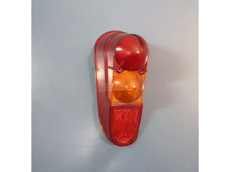 RENAULT 4 R4 PLASTICA FANALE POSTERIORE SINISTRO REAR LIGHTS