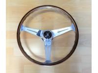 FIAT 850 SPIDER COUPE VOLANTE NARDI 1965 39cm ORIGINALE CONSERVATO WHEEL
