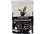 JS TACTICAL PALLINI 0,25 G 1KG HIGH GRADE BB BUSTA BIANCHI AIRSOFT SOFTAIR