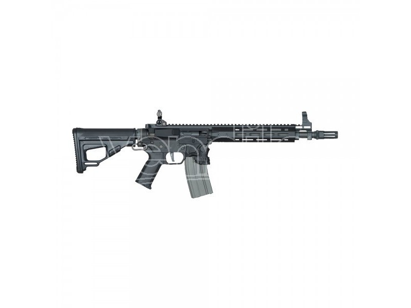 ARES FUCILE ELETTRICO M4 SHARPS BROS. THE JACK NERO (AR-SBJB) SOFTAIR AIRSOFT