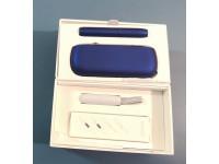 Iqos 3.0 sigaretta elettronica mai usata colore blu blue