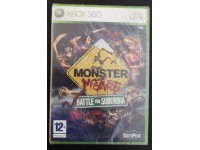 XBOX 360 monster madness battle for suburbia GIOCO NUOVO INGLESE