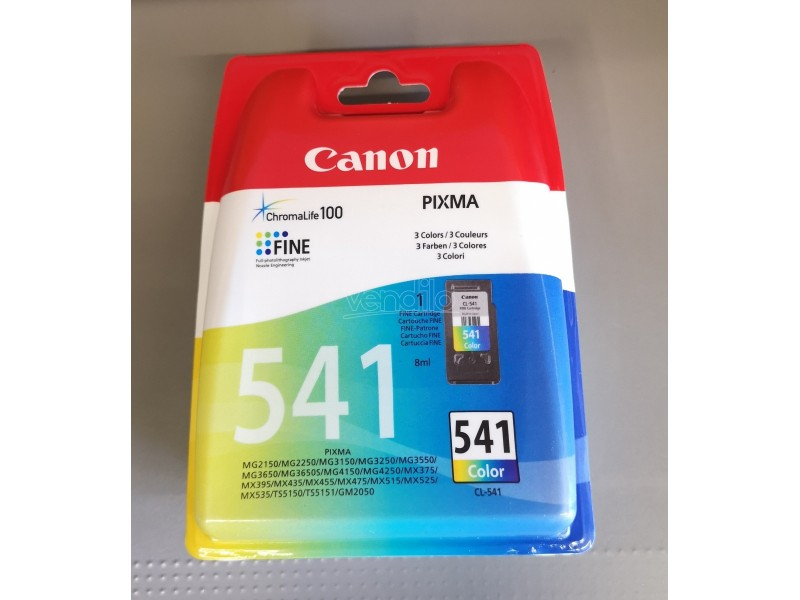 Cartuccia Canon CL-541 Colore Originale