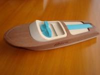 Barchetta Aquarama toy experience originale Riva. Barca