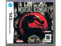 NINTENDO DS ULTIMATE MORTAL KOMBAT ENGLISH